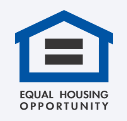 Equal Housing Opportunity Logo Framed